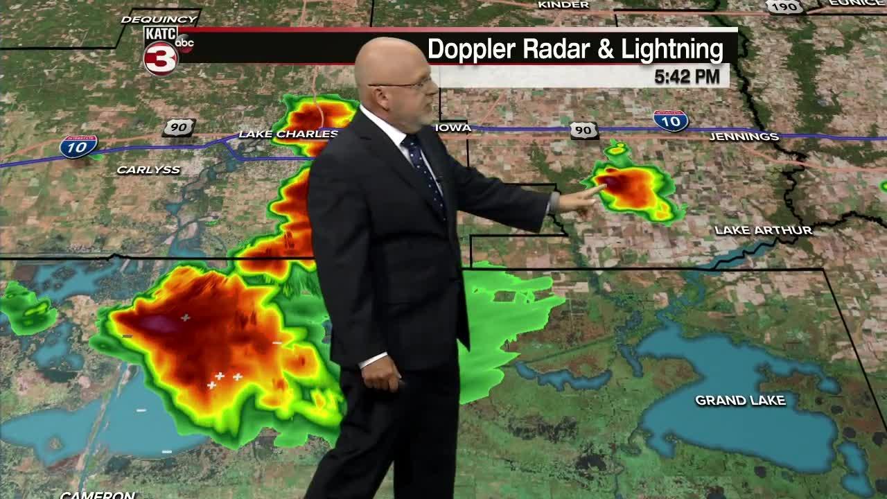 Rob's 530 Forecast Part 1  6-20-21