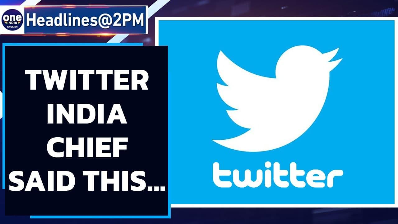 Twitter India chief says, 'available for questioning via video on UP assault posts'| Oneindia News