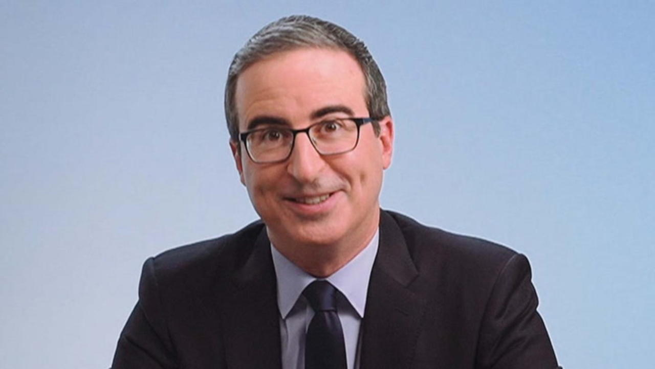 John Oliver Questions Decision to Move Forward With Tokyo Summer Olympics   THR News