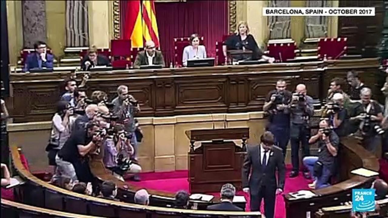 Nine jailed Catalan separatist leaders to be pardoned by Spain