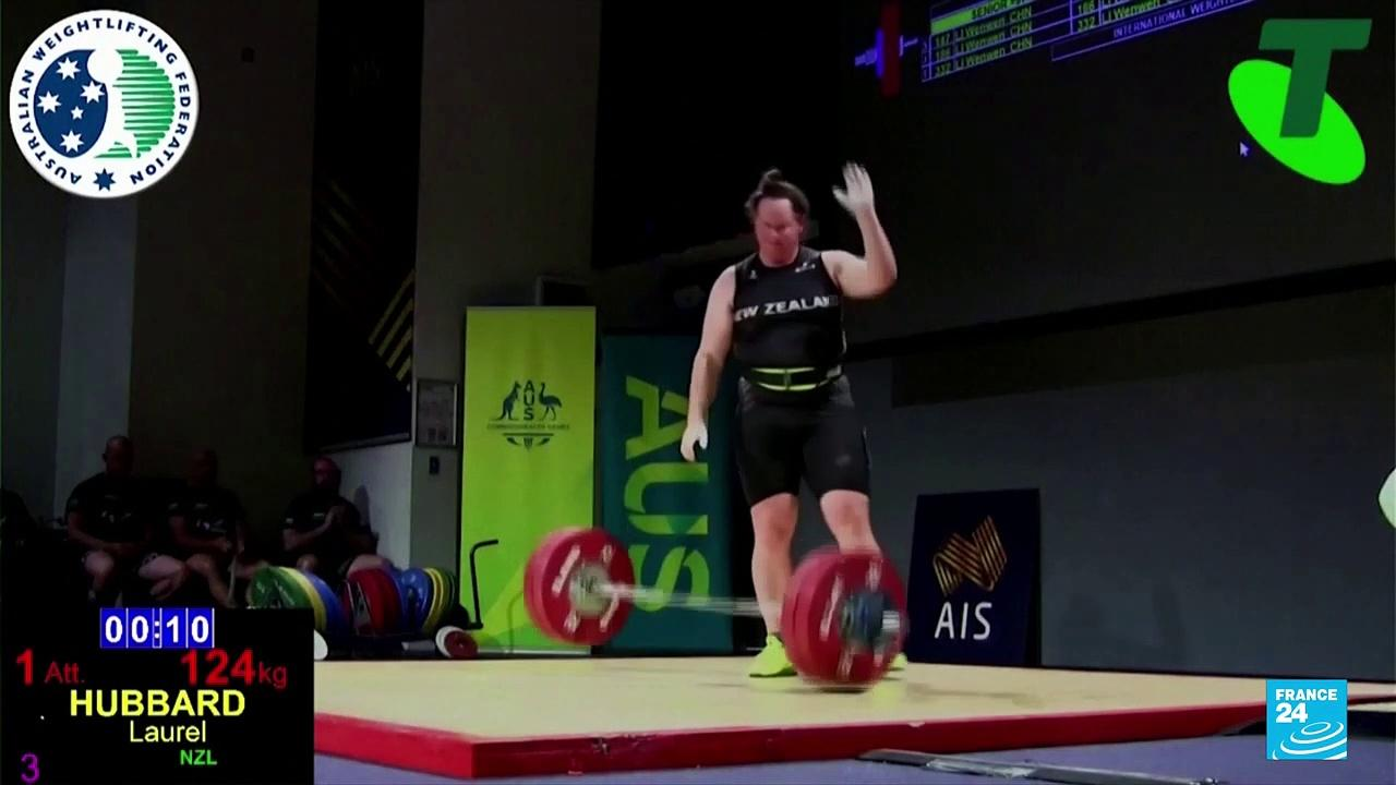 NZ weightlifter Hubbard to become first transgender athlete to compete at Tokyo Olympics