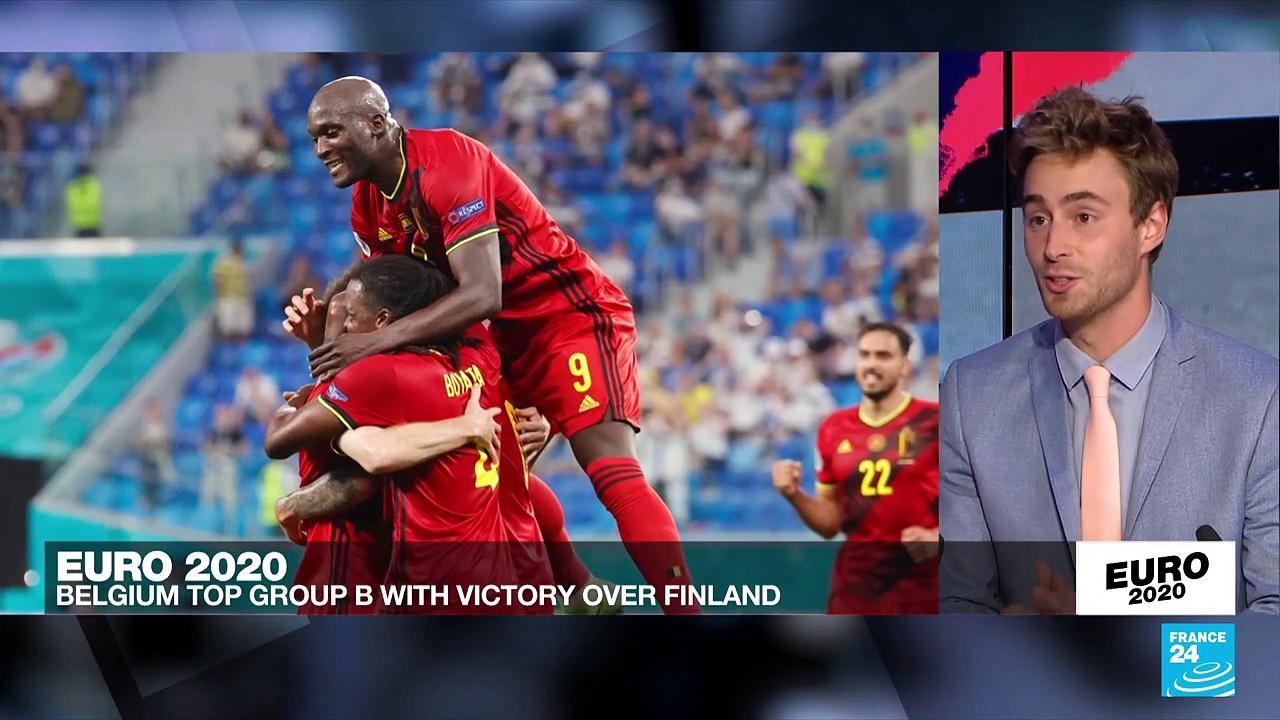 Euro 2020: Danemark dare to dream, Belgium put Finland on brink of exit