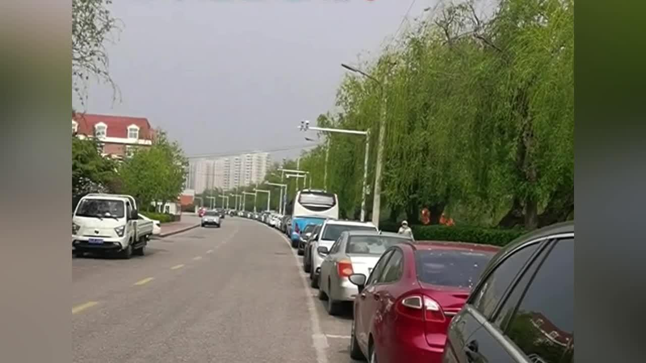 Dozens of surveillance cameras installed on 500-metre-long road in eastern China
