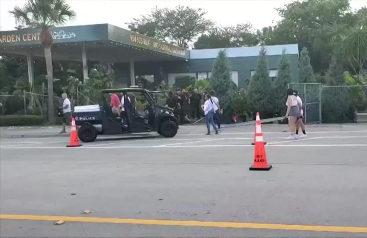 Driver in Florida crash was Pride parade participant