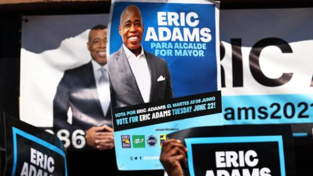 Police: Volunteer for NYC mayoral candidate stabbed