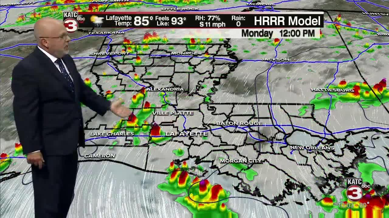 Rob's Weather Forecast Part 1 6-20-21