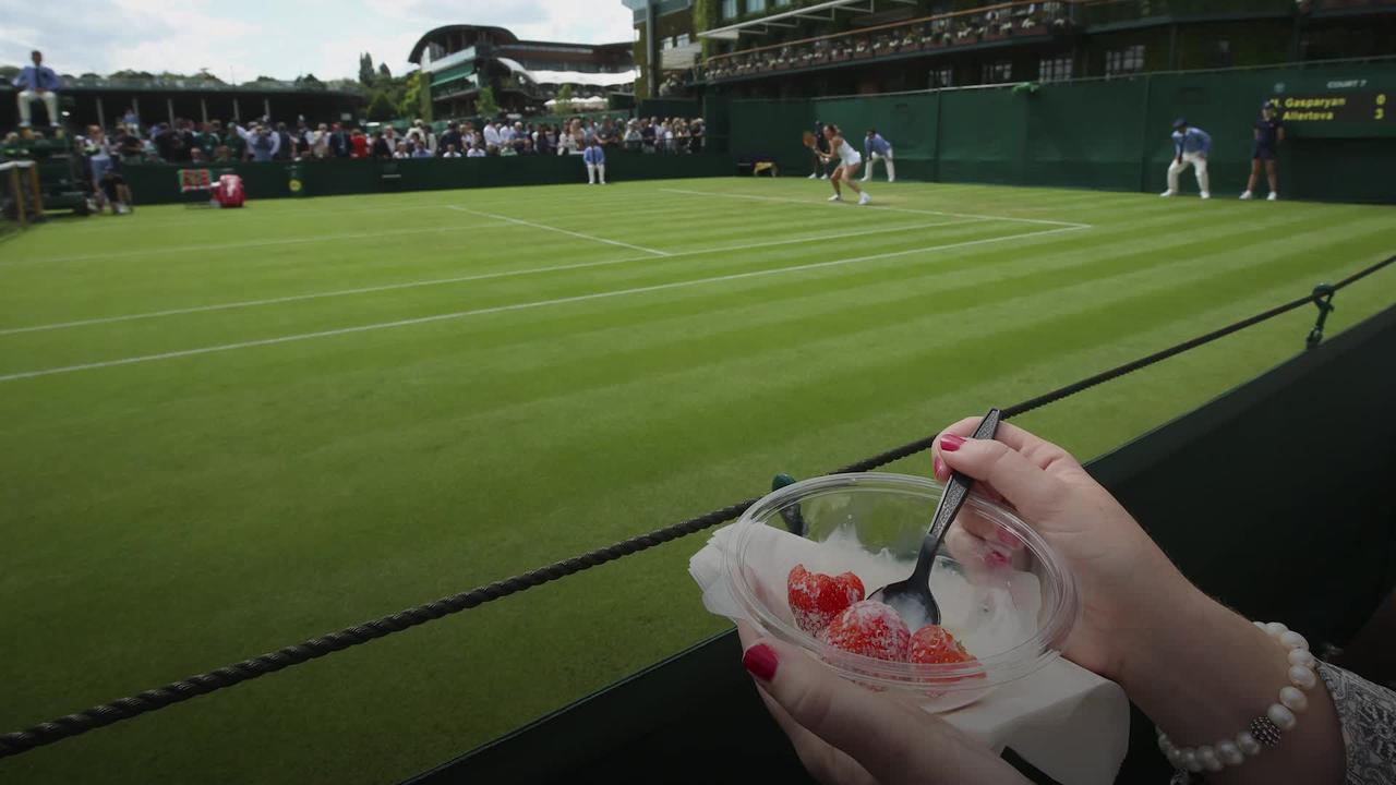 Wimbledon in numbers