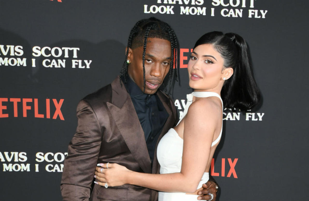 Kylie Jenner calls Travis Scott a 'blessing' in her life