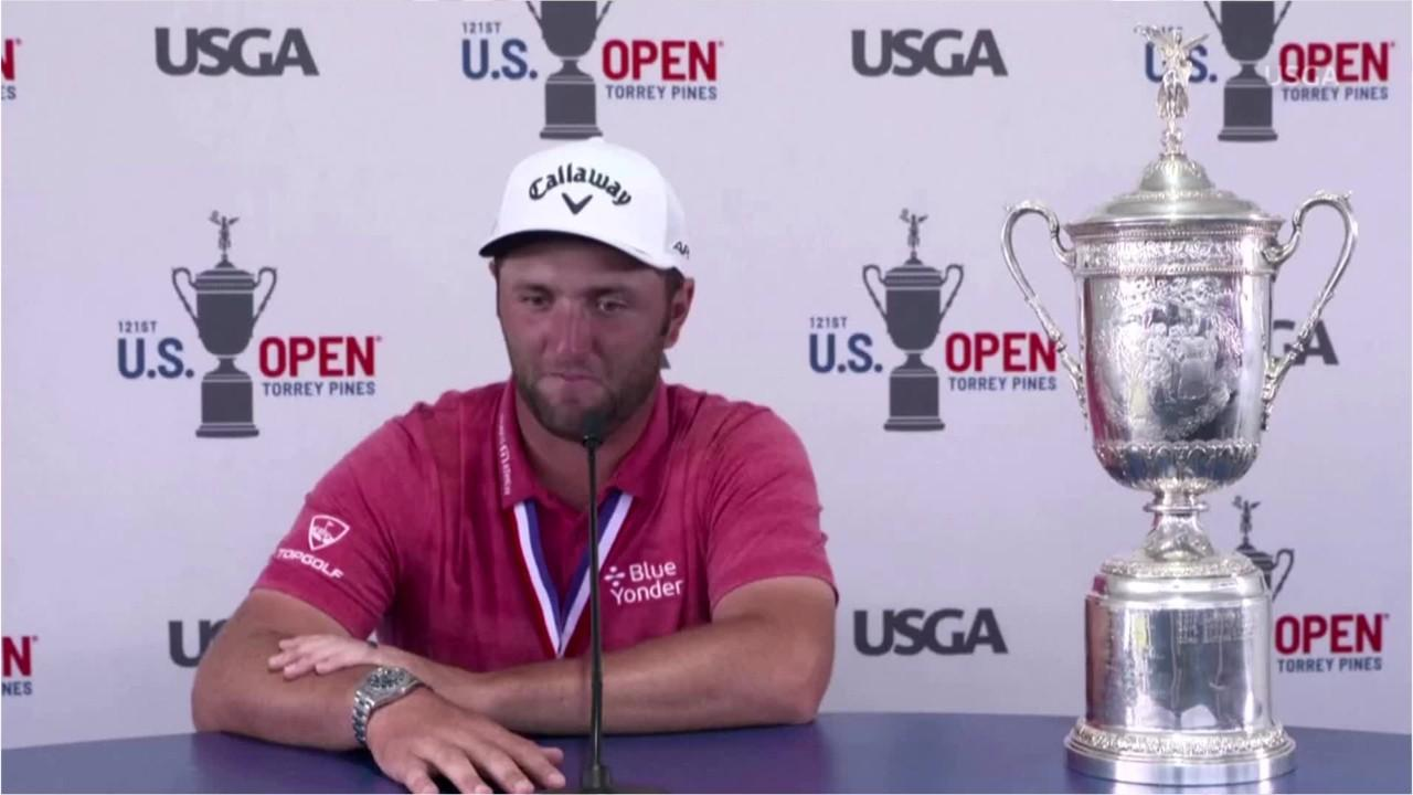 Jon Rahm becomes first U.S. Open champion from Spain