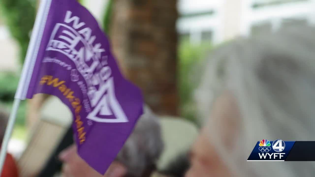 'This is my small way of giving back': Alzheimer's Association commemorates The Longest Day
