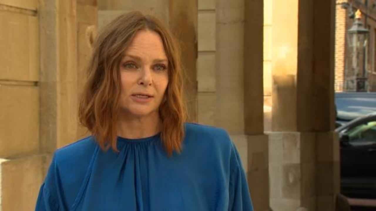 Stella McCartney: Fast fashion is hugely damaging to the plant