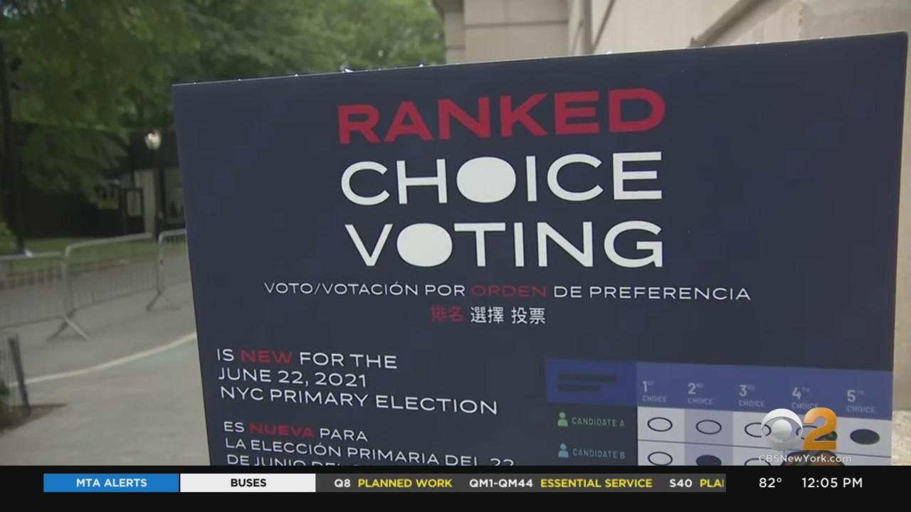 Mayoral Candidates Make Final Push Ahead Of Primary Day