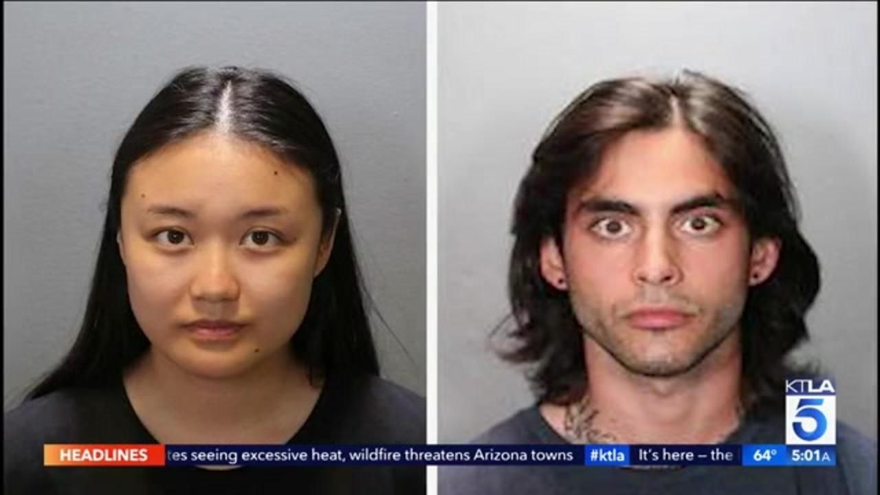DA sets up hotline for more tips against couple charged in road rage killing of California 6-year-old