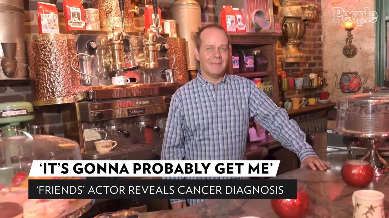 Friends Actor James Michael Tyler Reveals He Has Stage 4 Prostate Cancer: 'It's Gonna Probably Get Me'