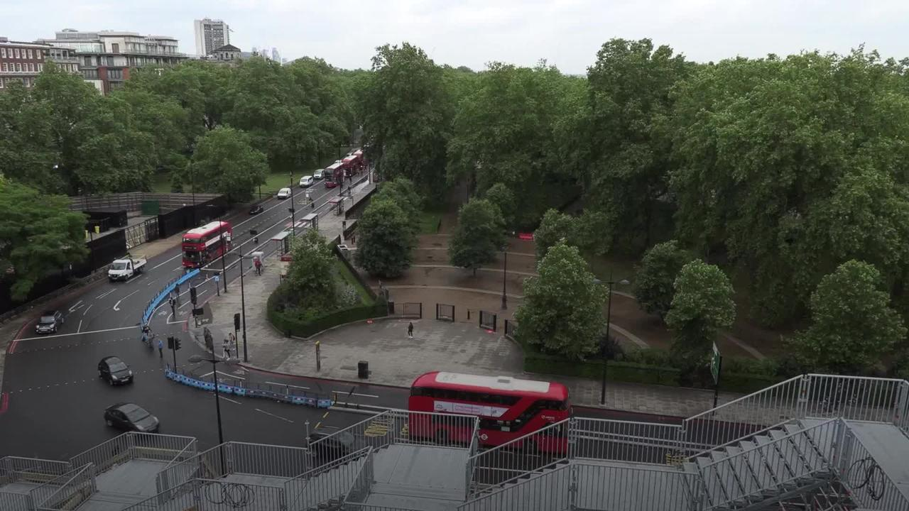Marble Arch Mound to offer previously unseen views of London