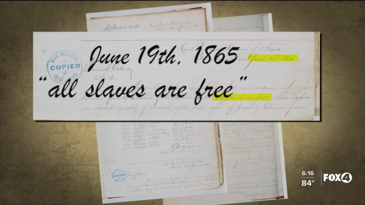 Florida lawmaker to refile bill making Juneteenth state holiday
