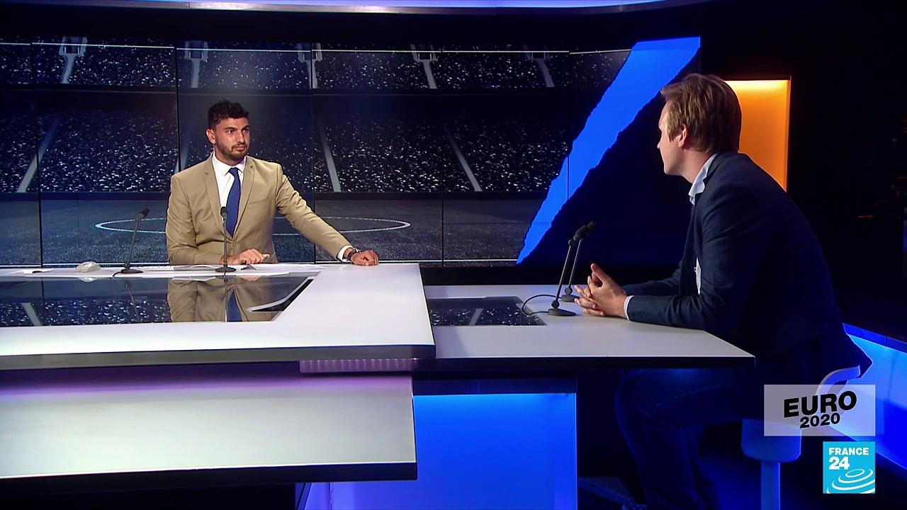 'Germany will win, 2-1 victory for France against Portugal' predicts sport journalist Ruben Slagter