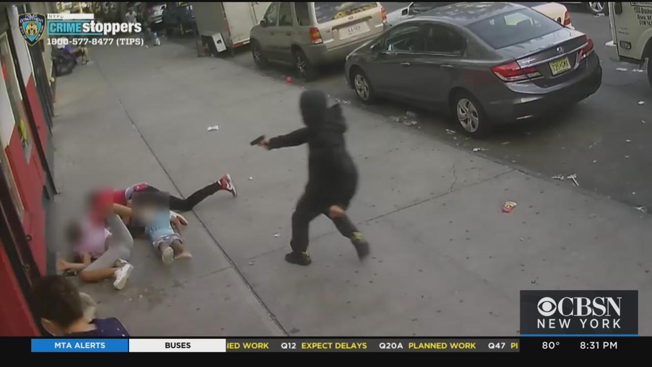 Parents Say Kids Involved In Mount Eden, Bronx Shooting Suffering From Mental Trauma