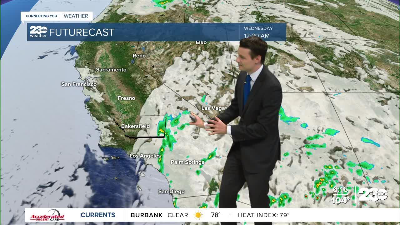 23ABC Evening weather update June 21, 2021