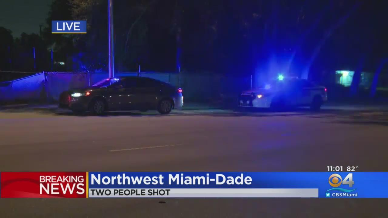 Double Shooting Investigated