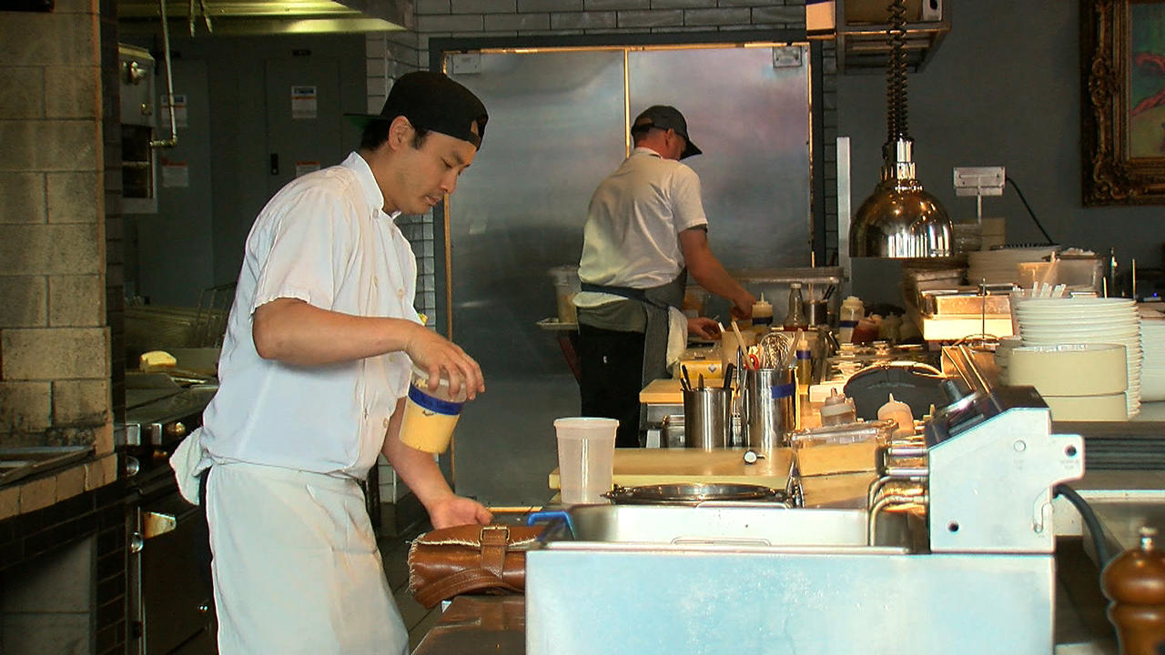 Restaurants Running Into Hiring Problems