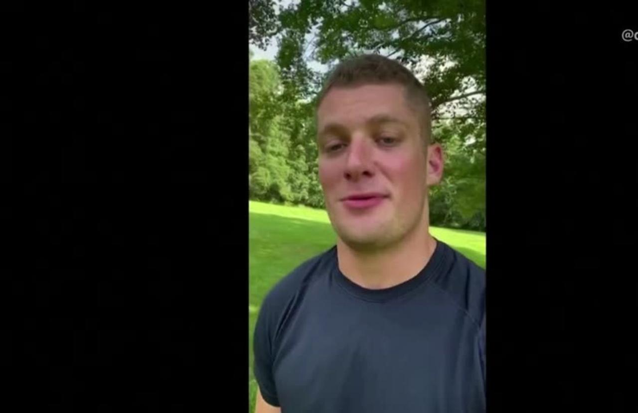 Nassib becomes first NFL player to come out as gay