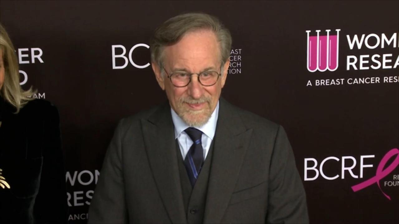 Steven Spielberg inks multi-year deal with Netflix