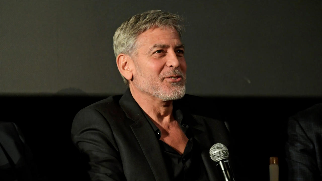 George Clooney launches film school for disadvantaged teens