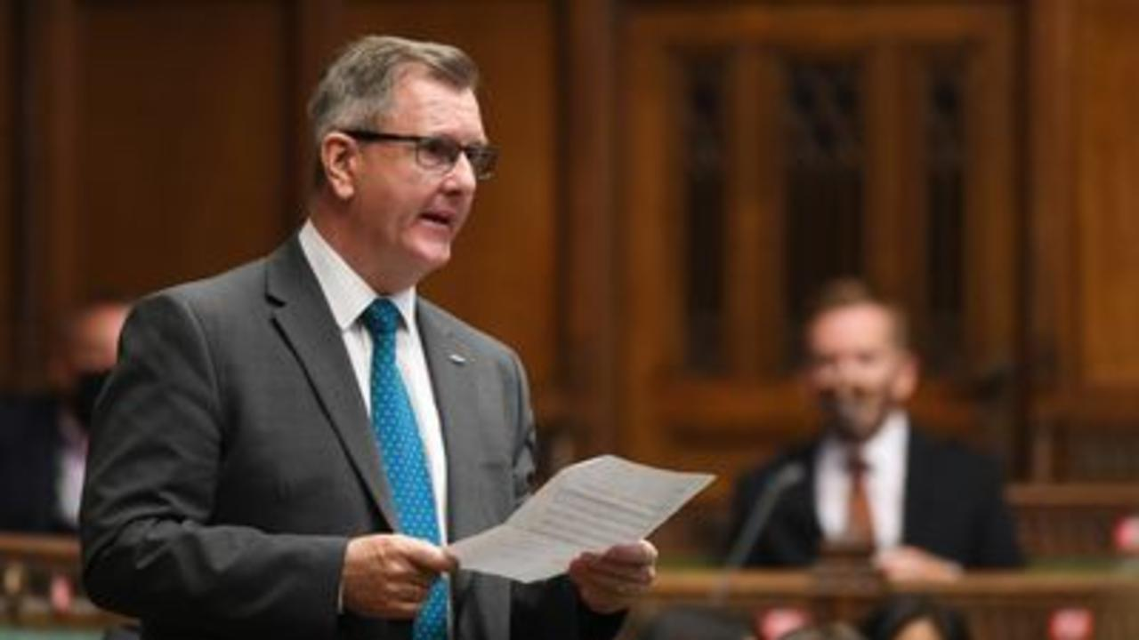 N Ireland: Donaldson to be next DUP leader