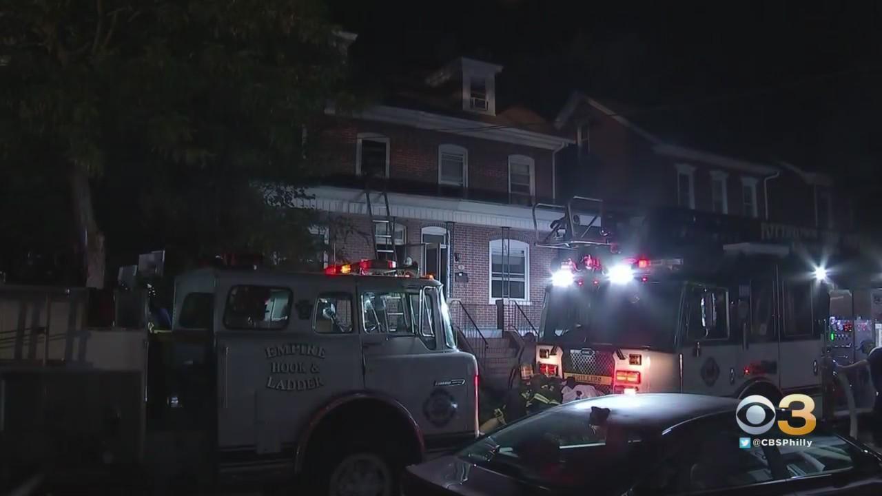 14-Year-Old Boy, Man Killed In Pottstown House Fire