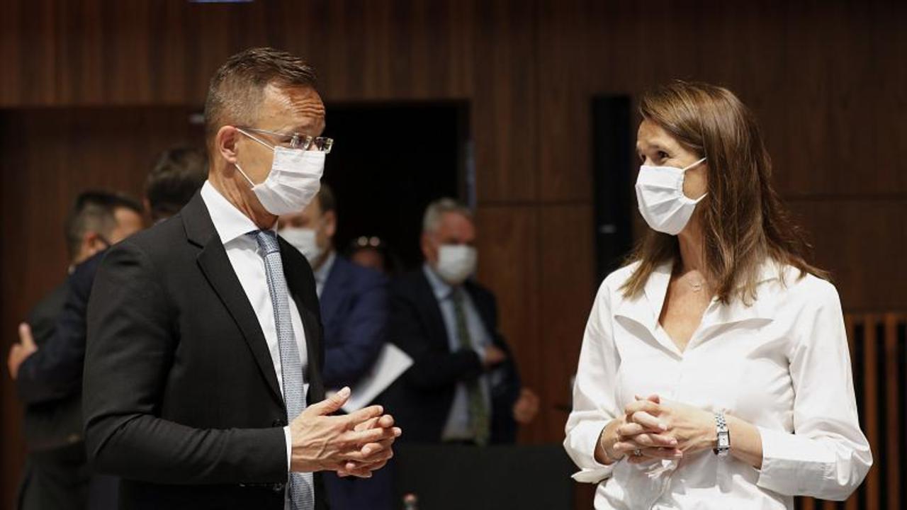 Thirteen EU countries denounce Hungary's new anti-LGBT law
