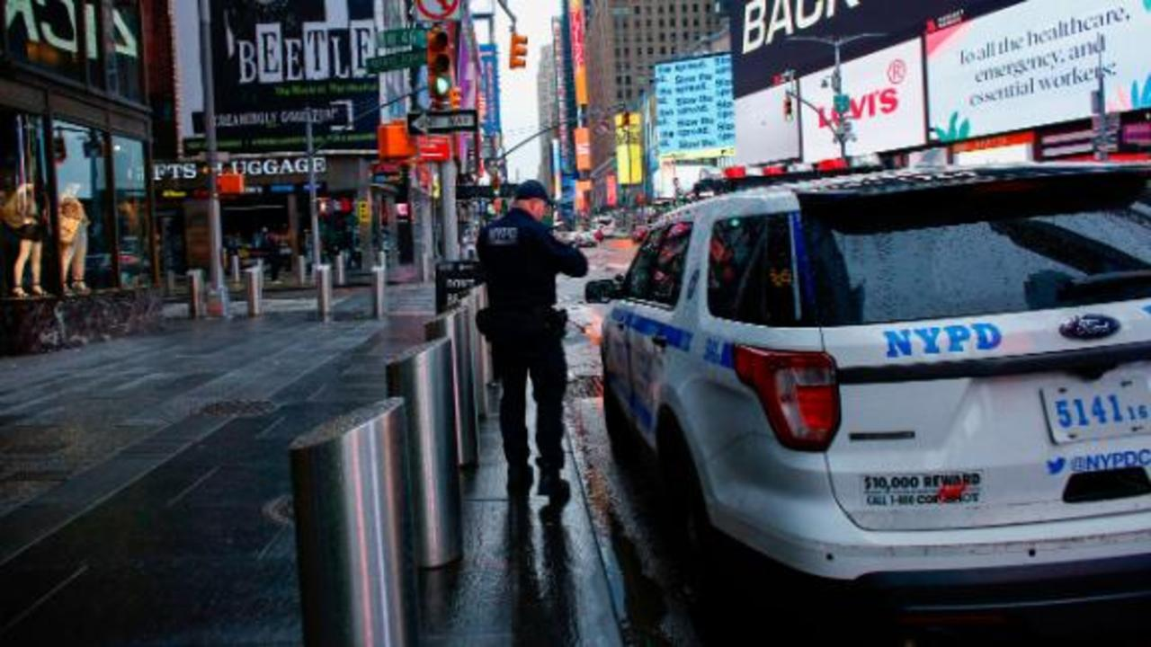 CNN rides along with NYPD as crime rates spike