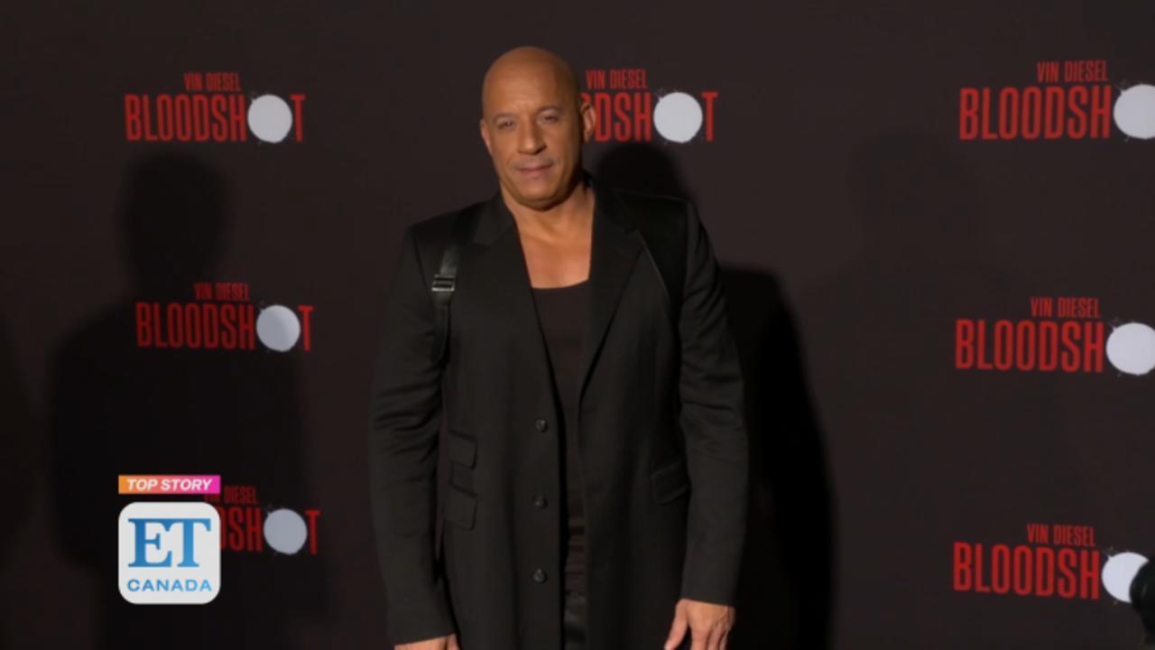 Vin Diesel Addresses His Feud With Dwayne Johnson