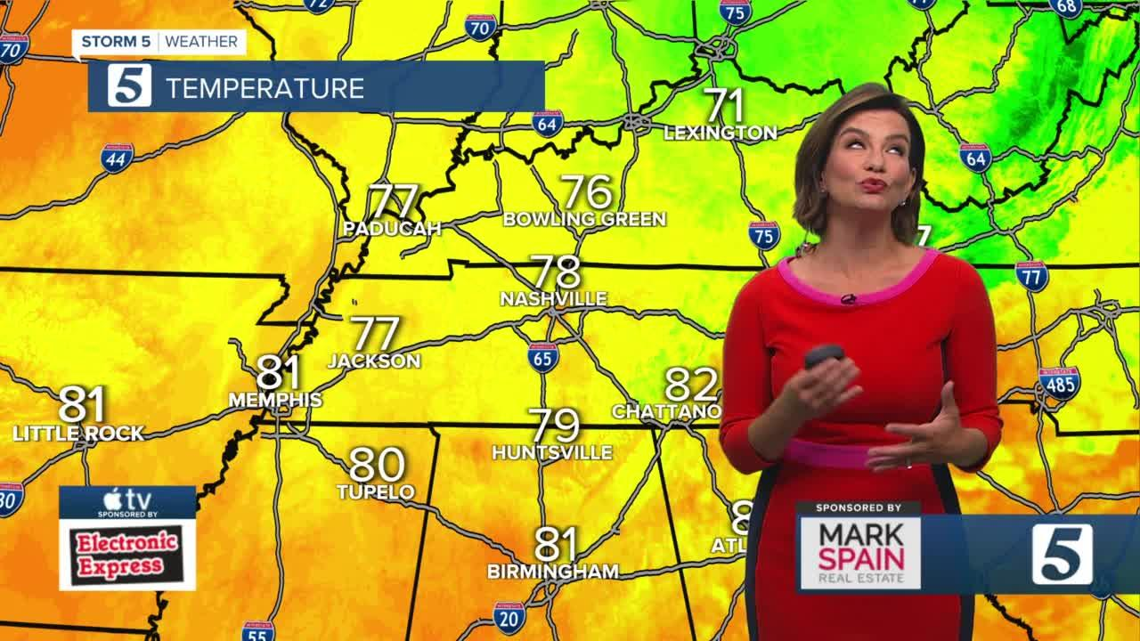 Bree's evening forecast: Tuesday, June 22, 2021