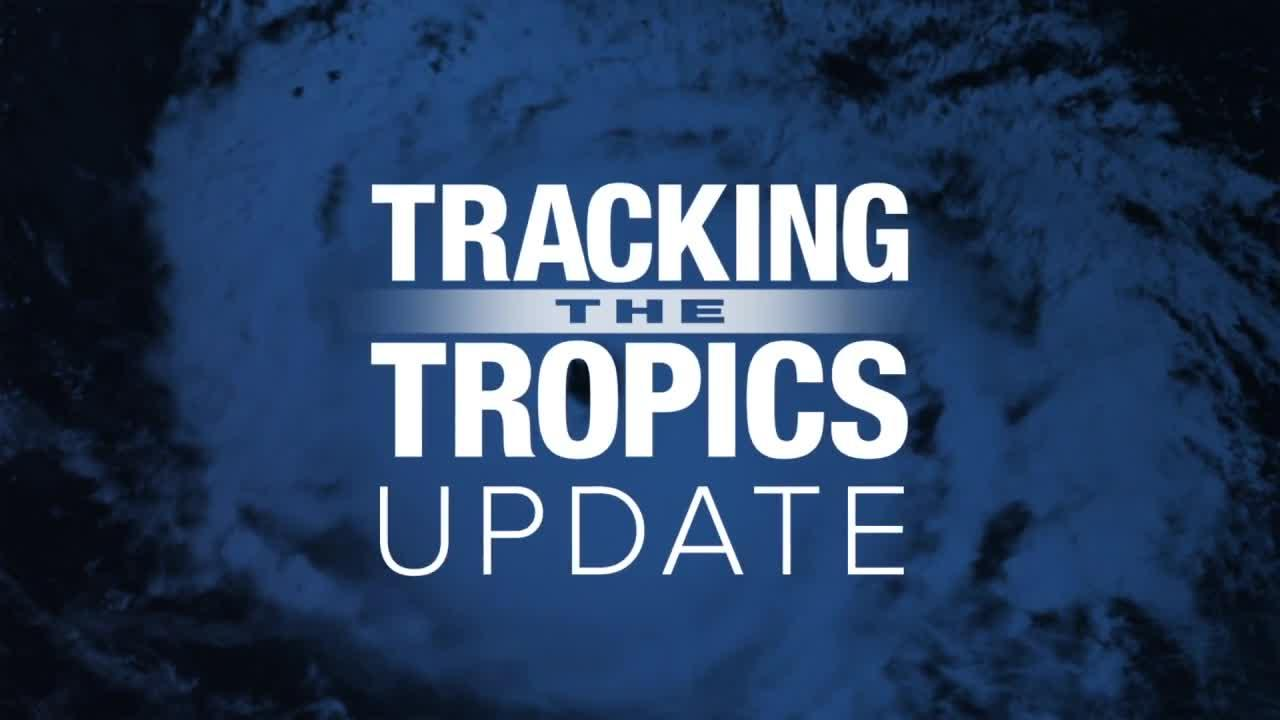 Tracking the Tropics | June 22 evening update