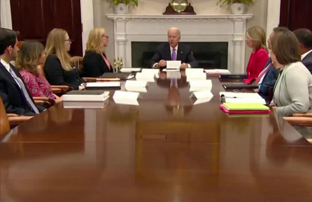 Biden to help governors prep for extreme weather