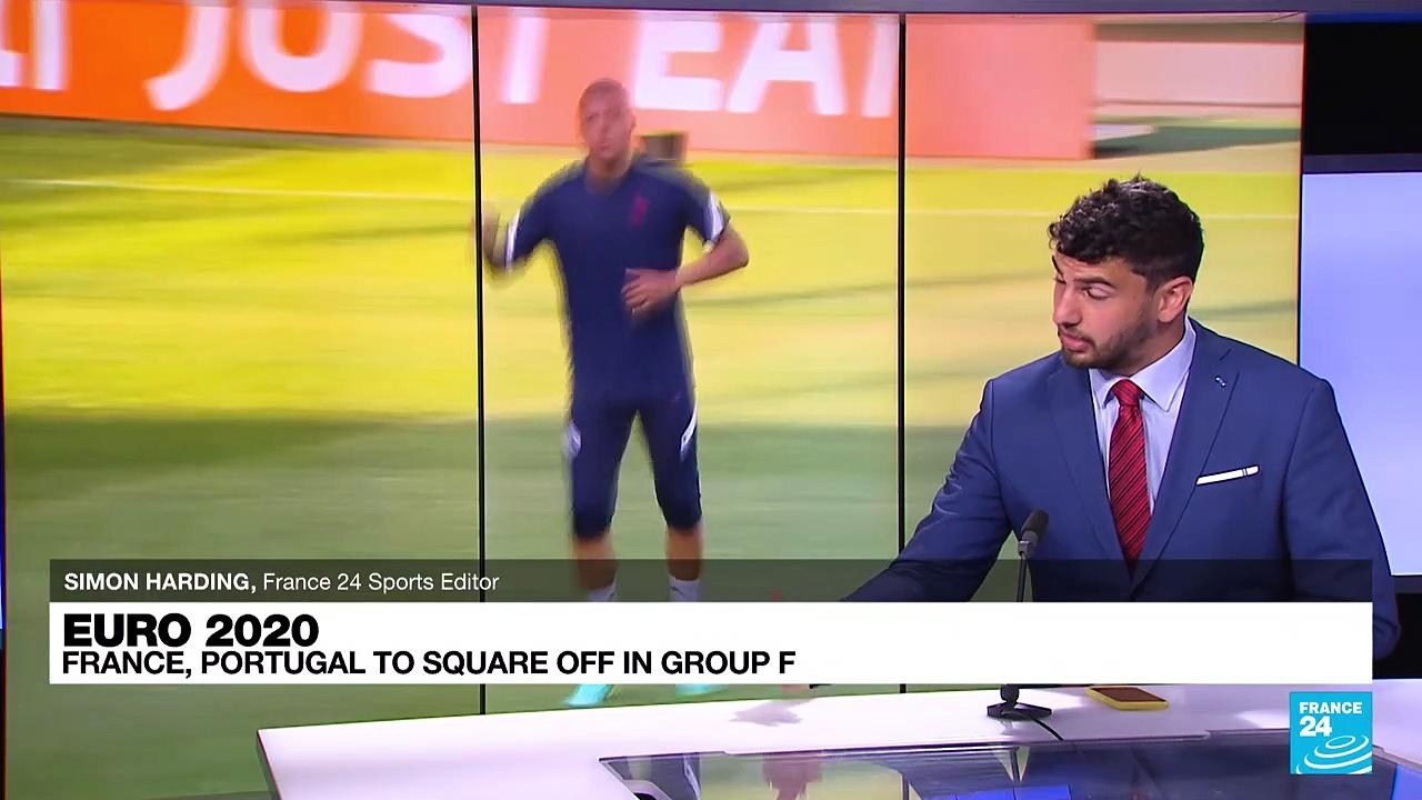 Euro 2021: France, Portugal to square off in Group F
