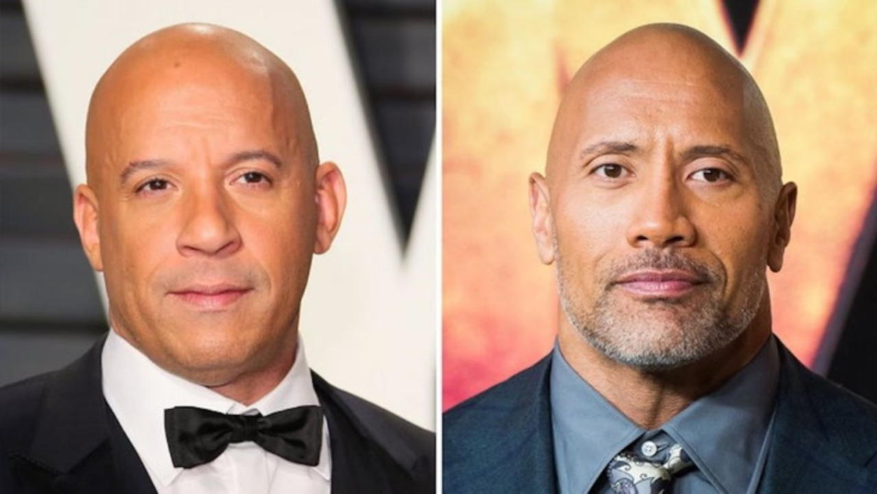 Vin Diesel Shares That His 'Tough Love' Approach May Have Sparked Feud With Dwayne Johnson | THR News