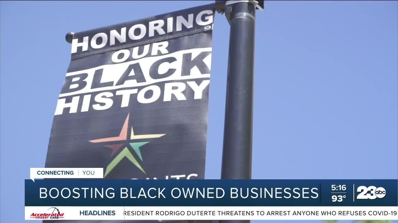 Rebound: Boosting black-owned businesses