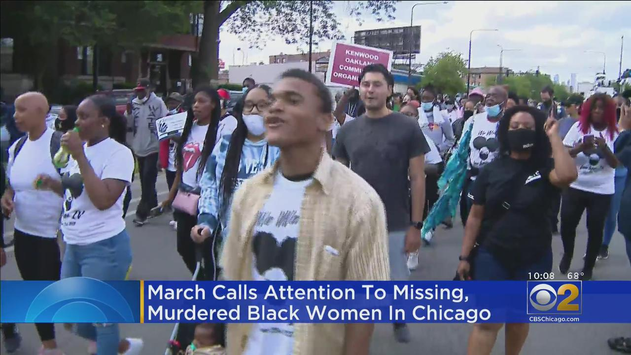 March Calls Attention To Missing, Murdered Black Women In Chicago