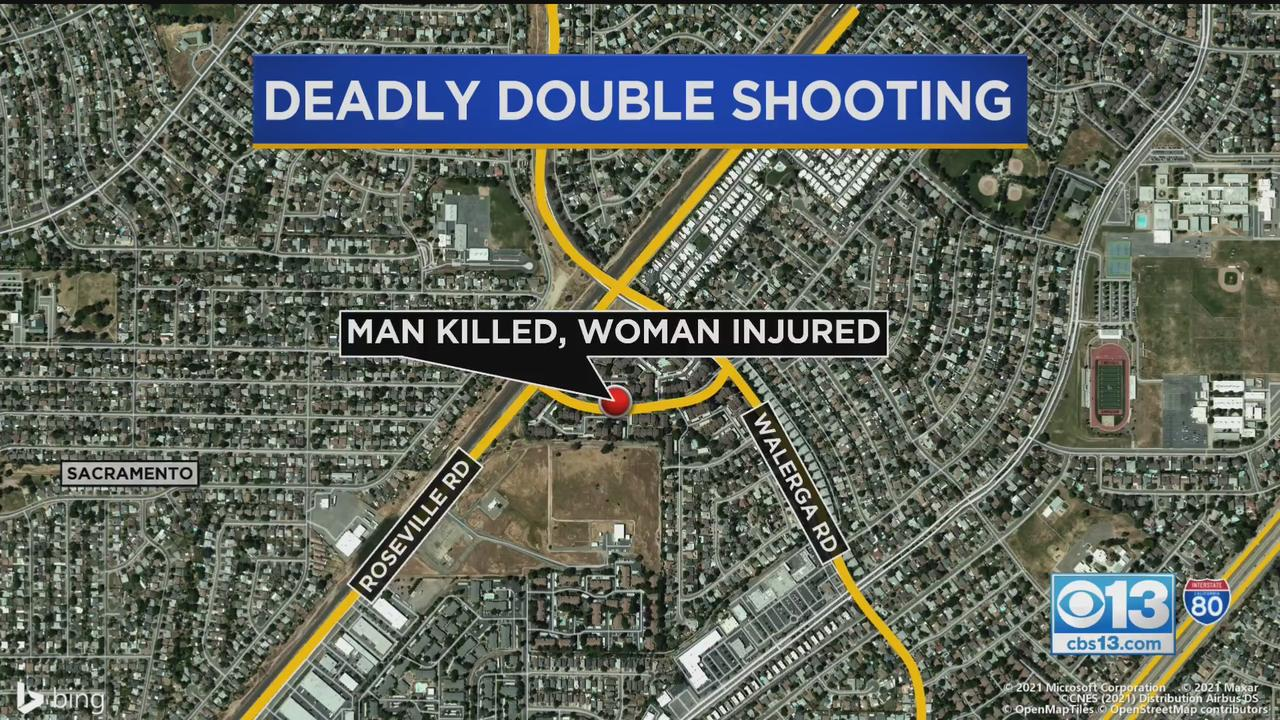 Police Searching For Gunman In Deadly North Sacramento Double Shooting