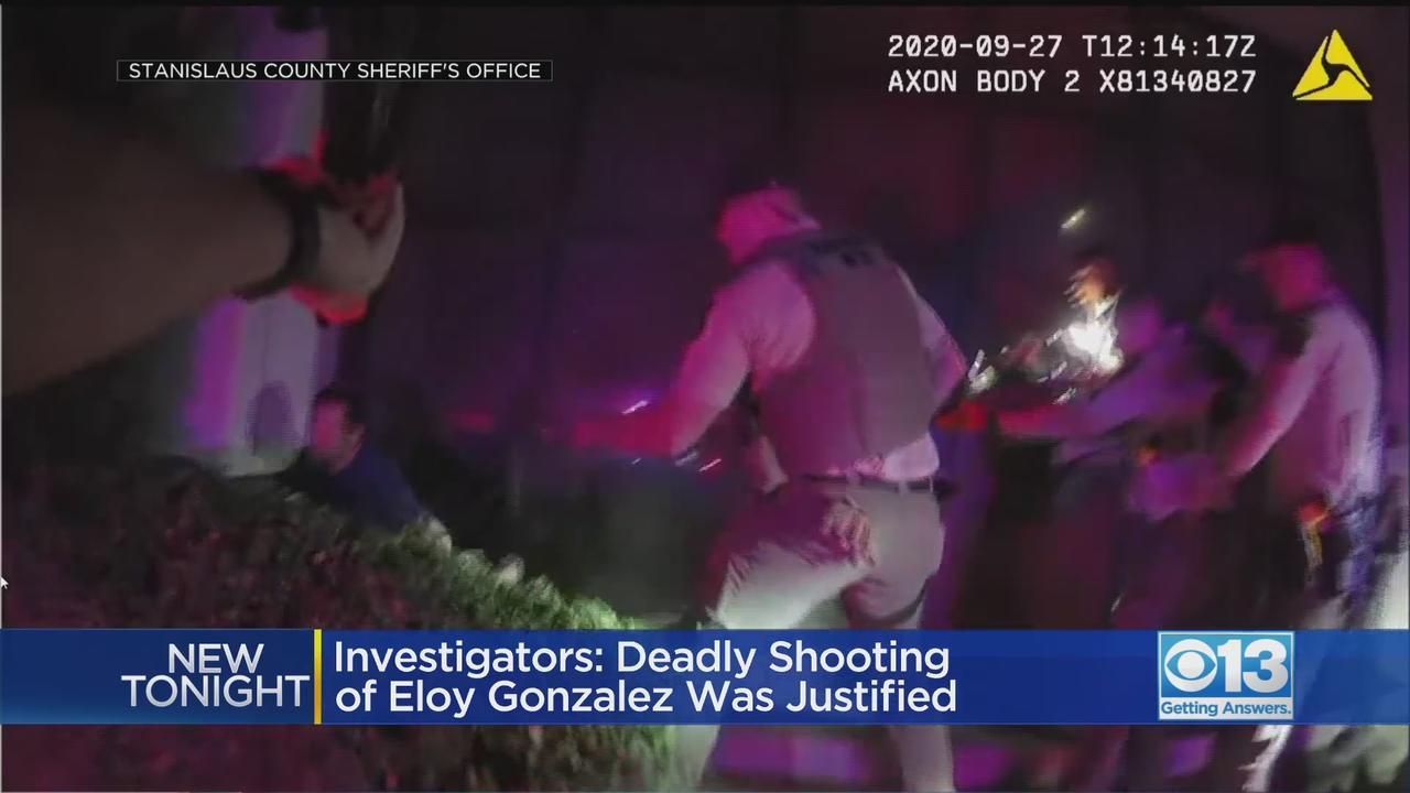Stanislaus County DA: Shooting Of Modesto Man Was Justified