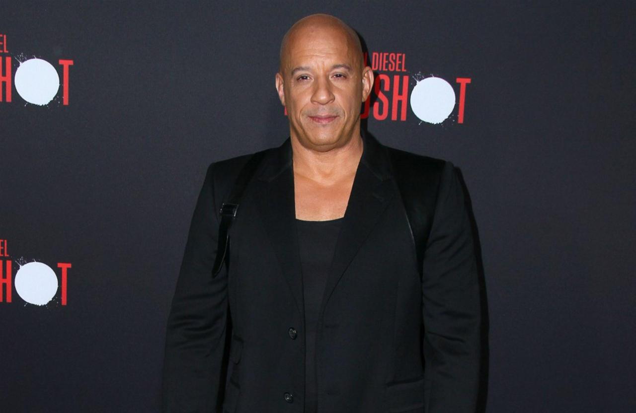 Vin Diesel gave Dwayne 'The Rock' Johnson 'tough love'