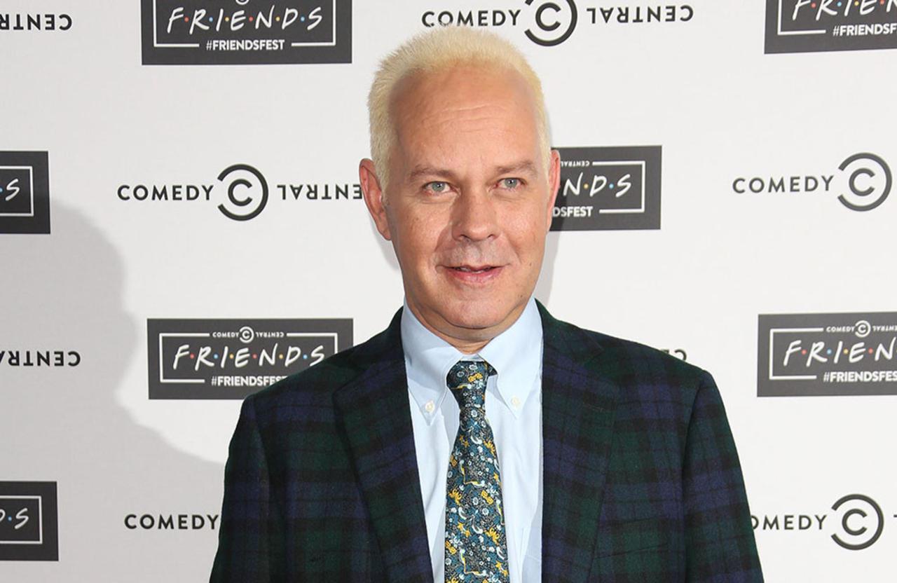 "Trotz Krebs: 'Friends'-Star James Michael Tyler ""voller Hoffnung"""