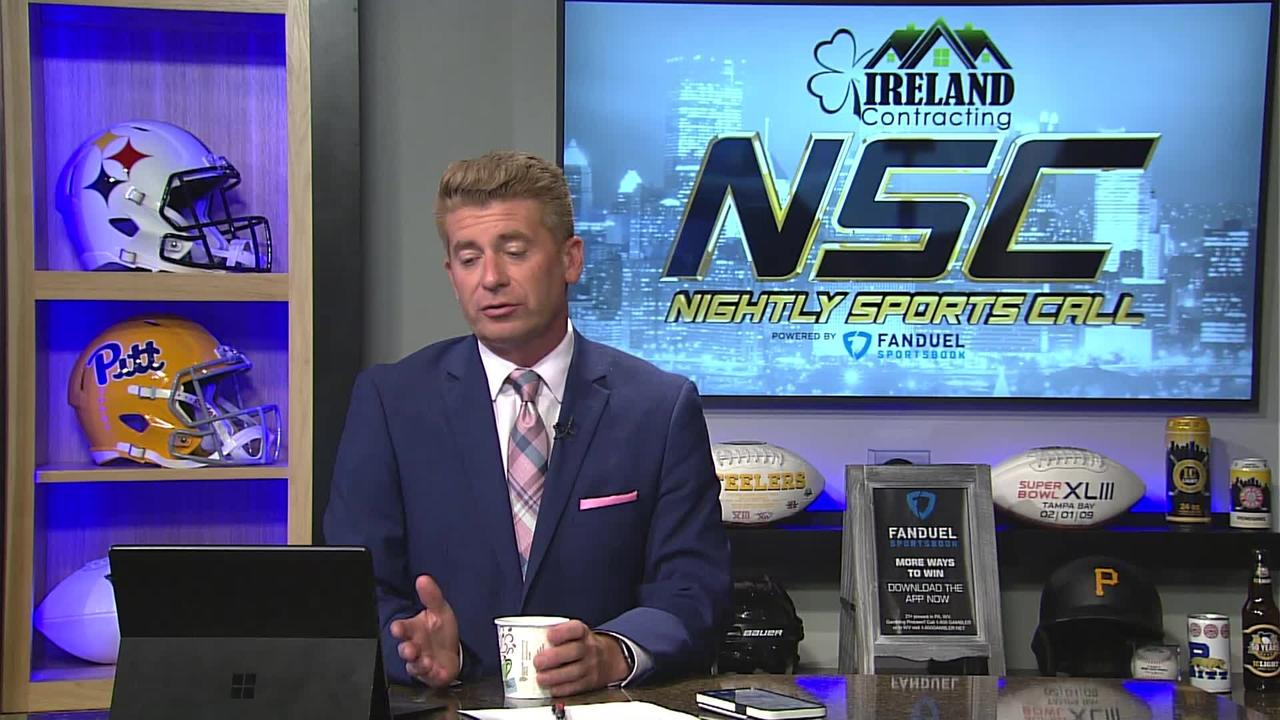 Ireland Contracting Nightly Sports Call: June 22, 2021 (Pt. 3)
