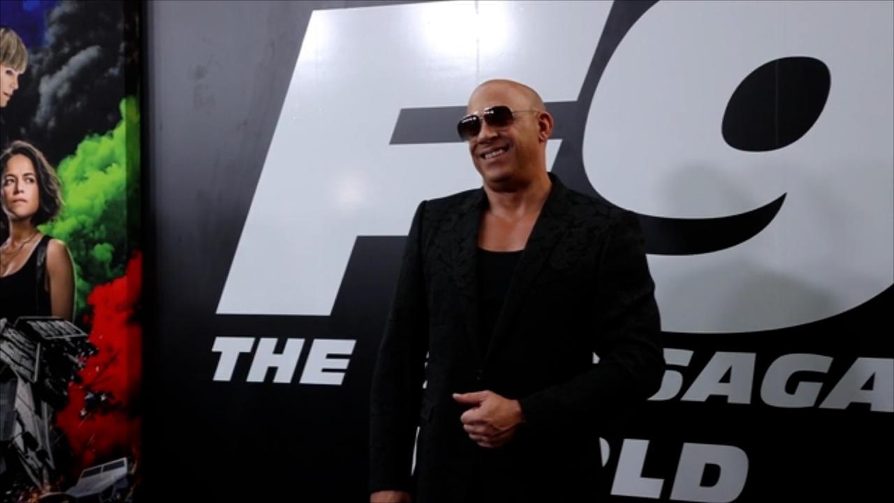 Vin Diesel blames his 'tough love' approach for Dwayne Johnson Fast & Furious feud