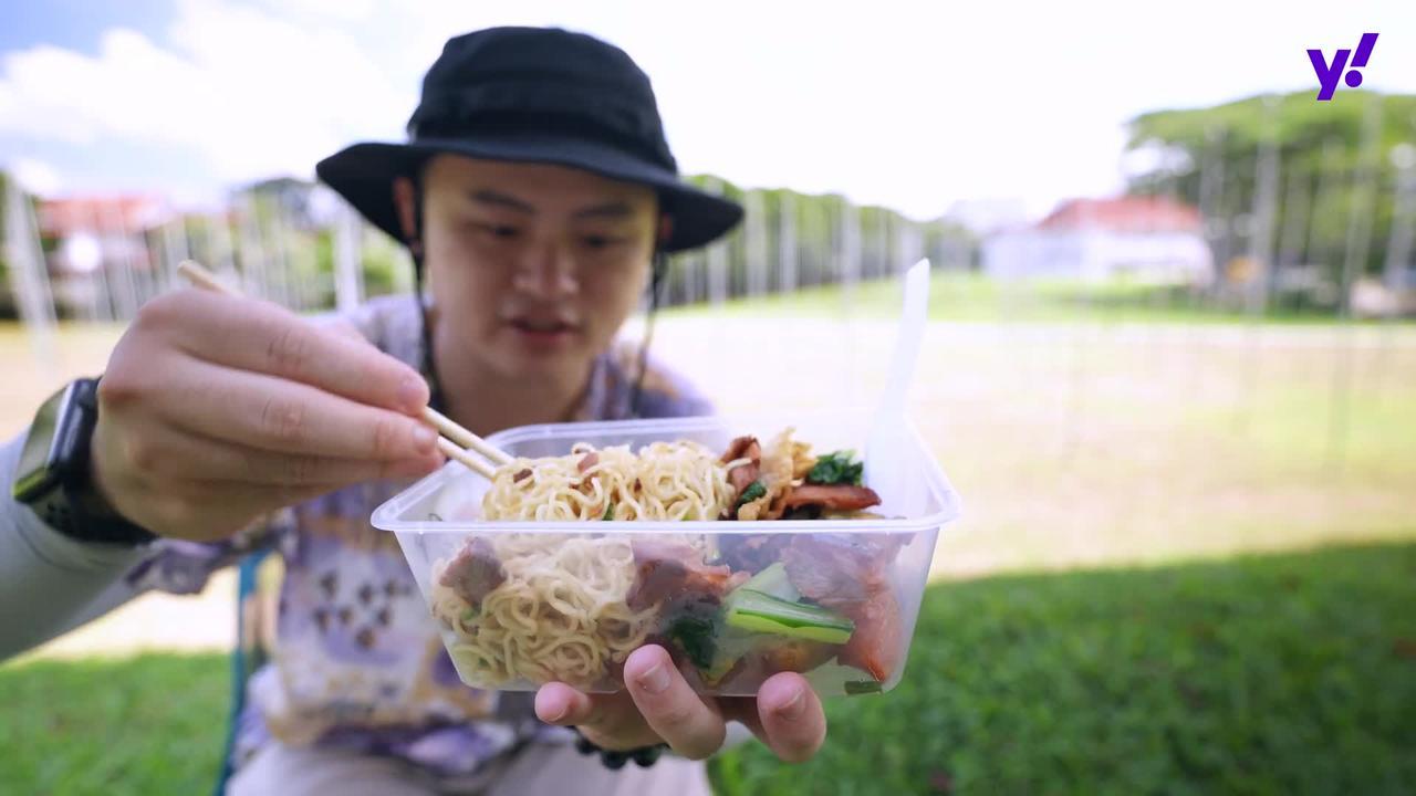 Yummy Thai-namic duo - Soi 19 Thai Wanton Mee and Yaowarat Thai Kway Chap Review
