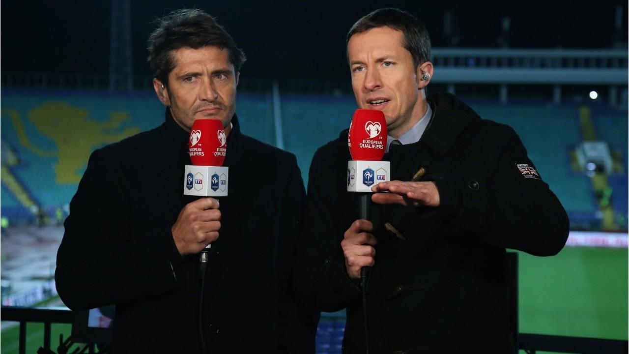 """FEMME ACTUELLE - """"Portugal-France"""" (TF1) : Grégoire Margotton, papa pour la 5e fois, sera-t-il présent au match ?"""