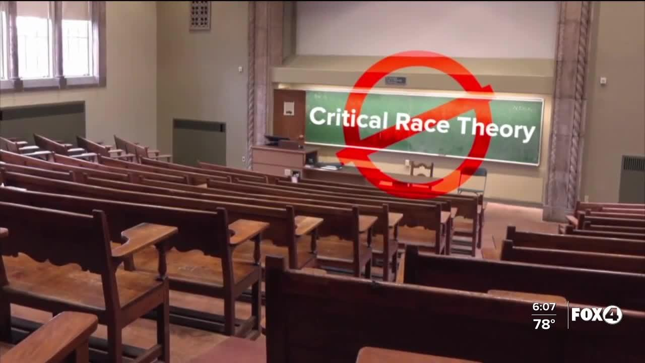 Effects of Critical Race Theory ban in Florida schools