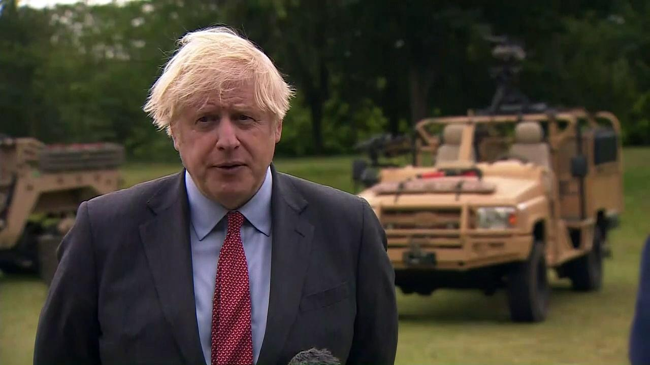 PM denies UK-Russia relations at 'historic low'